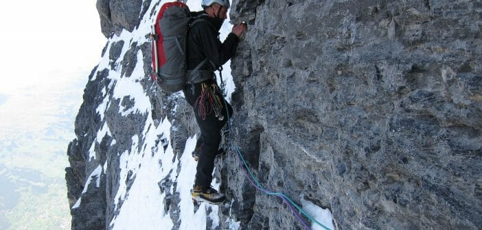How to Climb the North Face of the Eiger