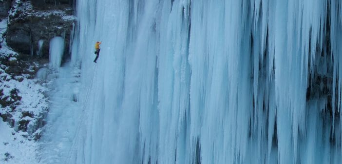 Ice Climbing Training