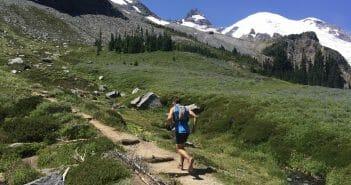 Ultra Running, Mountain Running Plan, Wonderland Trail